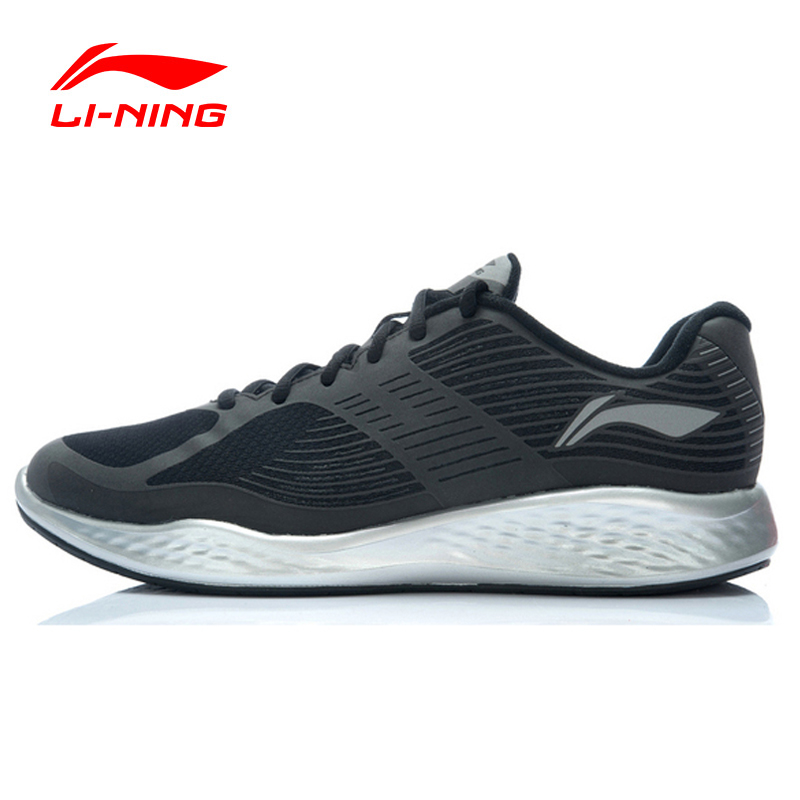 Li-Ning Cloud Running Shoes Men Breathable Tuff RB Anti-Slip Cushioning Sneakers Sport Shoes  ARHJ005 XYP257 original li ning men professional basketball shoes