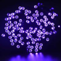 22m 200LED Solar String Lights Outdoor Waterproof Fairy String Light For Christmas Tree Wedding Party Bedroom