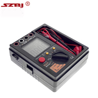 Resistance Meter Megger test BM3549 2 in 1 Digital Insulation Resistance Test meter multimeter megohmmeter megger ohm tester