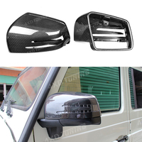 For Mercedes G Class Amg Mirror Cover G55 G63 W463 GL GLE 43 63 M Class