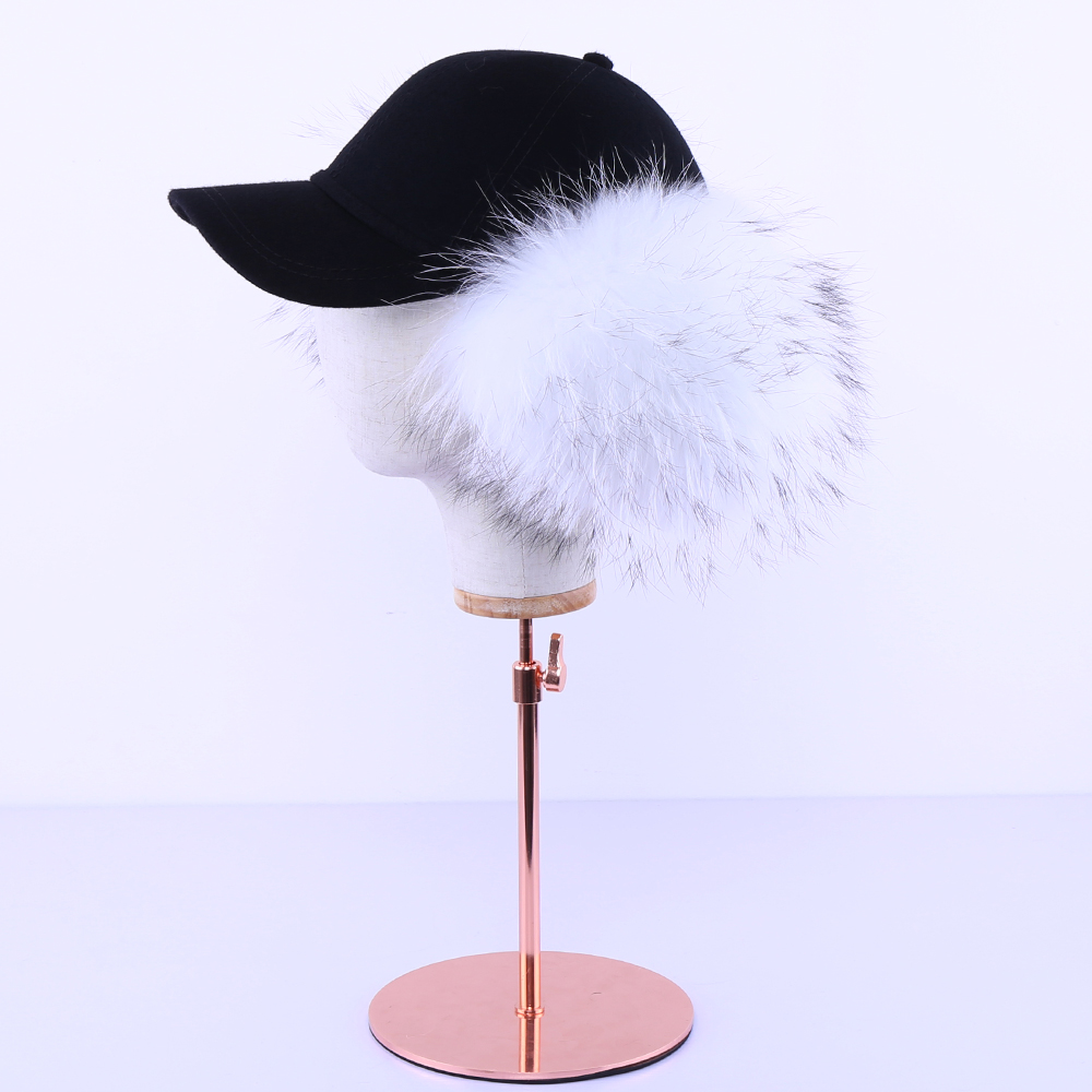 Commercio all'ingrosso 10 pz Fashion Style 56 59 cm Uomo Donna Unisex di Colore Solido 100% Cotone Berretto Da Baseball Curvo Tesa Regolabile cappello - 4