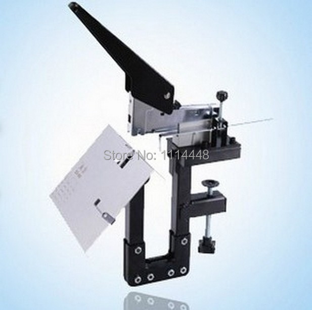 Dual Heavy-duty Stapler Flat Nail & Saddle stitcher Saddle Stitch Raphe Stapler SH-02 2017 one piece deli 0394 heavy duty stapler 80 sheets