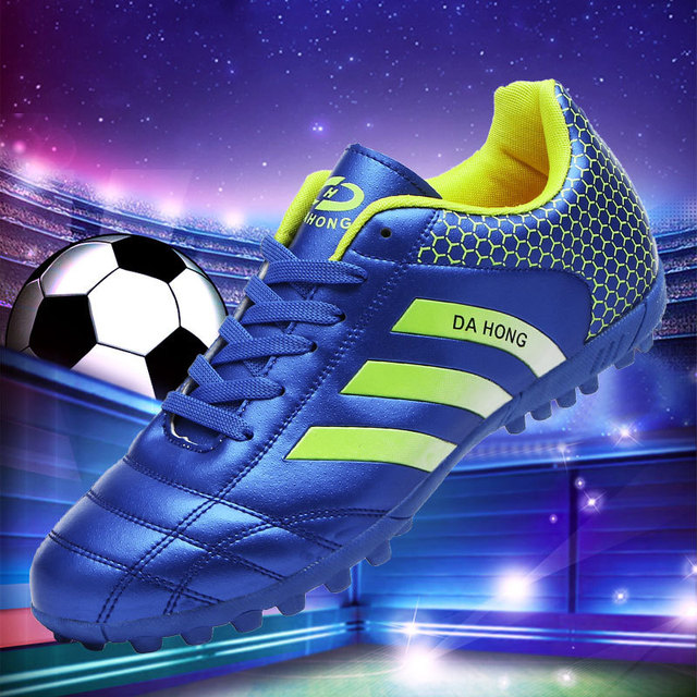 Factory direct sale of the fall of the new type of football shoes ...