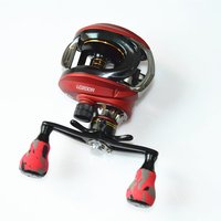High end Double Brake Water Drop Wheel Sub wheel Multiple Configuration Left Hand Fishing Equipment Accessories
