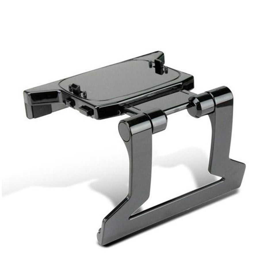 TV Clip Clamp Mount Stand Holder for Microsoft Xbox 360 Kinect Sensor Mini Adjustable Su ...