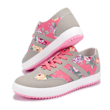 Women casual shoes printed casual shoes women canvas shoes tenis