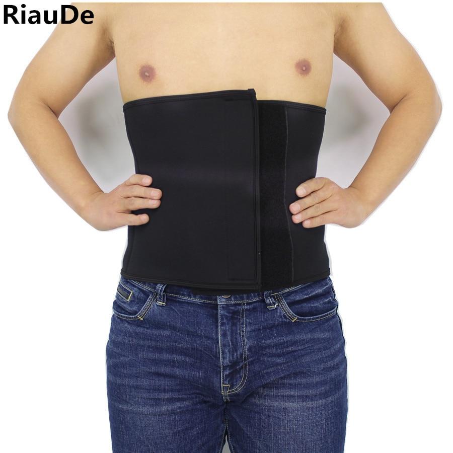 Men Tummy Trimmer Hot Body Shapers Belt