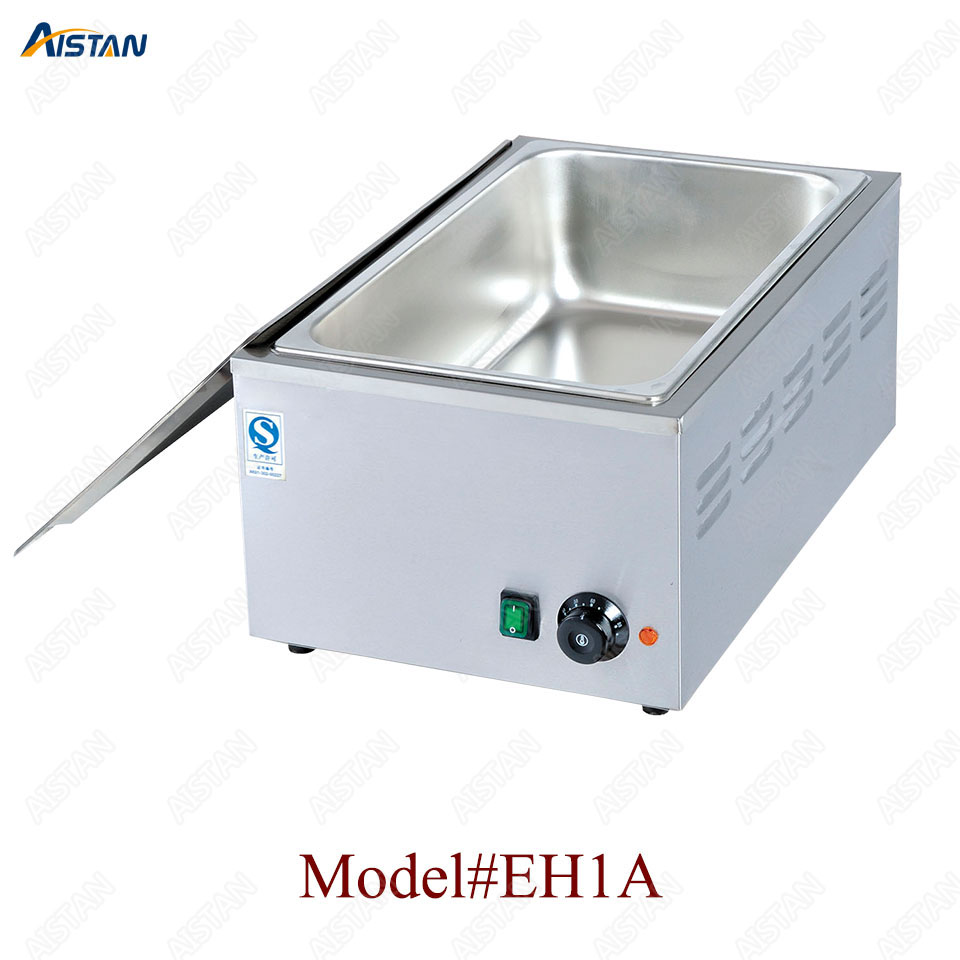 EH1A electric bain marie food warmer machine for hotel and restaurant 2