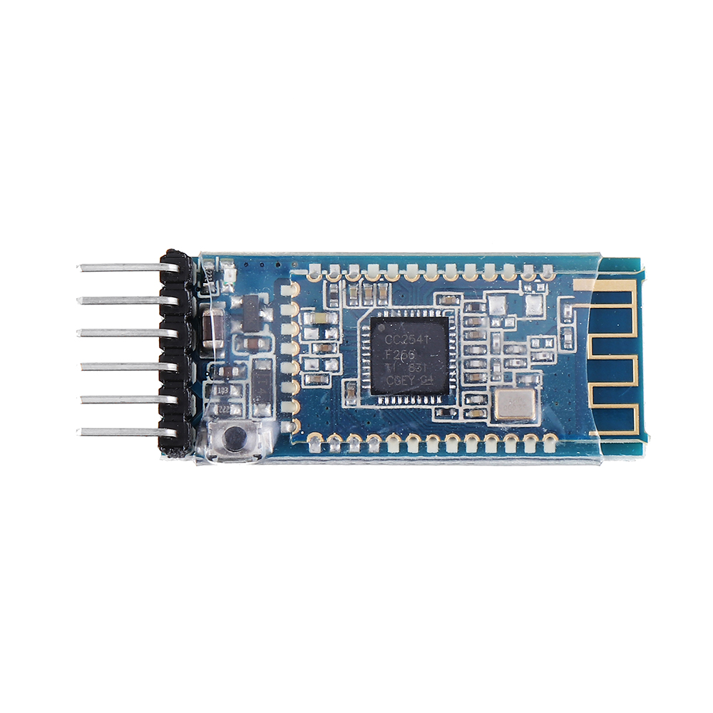 TZT AT-09 Android IOS BLE 4.0 Bluetooths Module For Arduino CC2540 CC2541 Serial Wireless Module Compatible HM-10