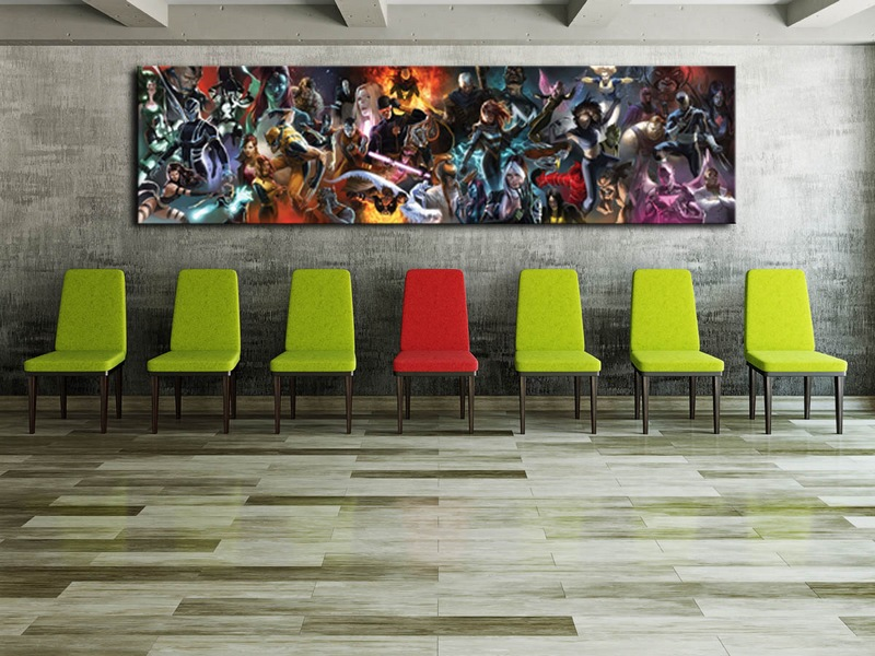 Aliexpress com   Buy Comics XMen All Plants Vs Zombies Print Painting on  Canvas Wall Art Picture Home Decoration   No Framed   from Reliable  decorative. Aliexpress com   Buy Comics XMen All Plants Vs Zombies Print