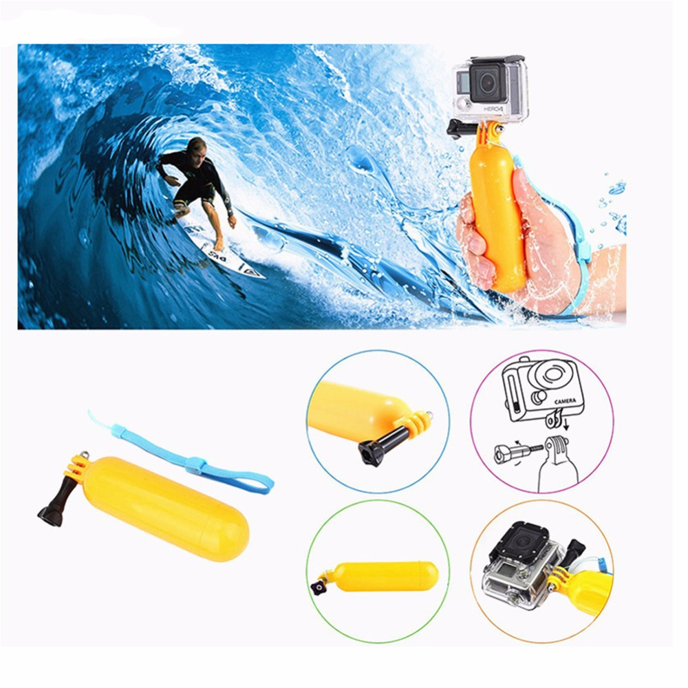 Floaty Bobber for GoPro three Way mount