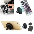 360 Degree Universal Magnetic Support Cell Phone Car Dash Holder Stand Mount For iPhone 4 5 6 Samsung LG