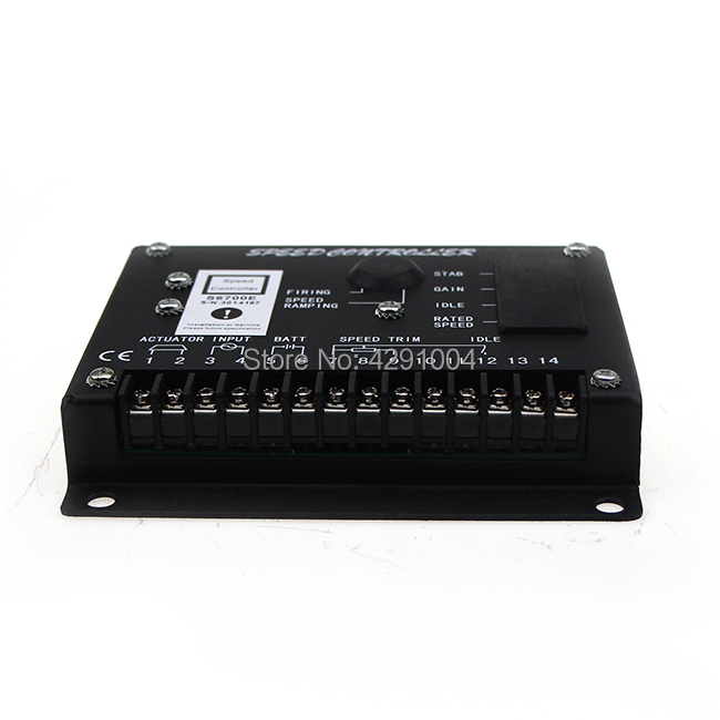 цена на Match Electronic speed governor speed control board S6700E