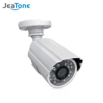 JeaTone 1/3 cmos 1200TVL cctv Analog surveillance camera with 3.6mm Lens waterproof camera security camera - DISCOUNT ITEM  24 OFF Security & Protection