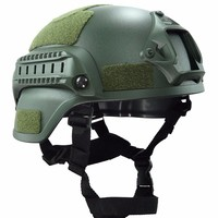 Tactical Mich 2000 Helmet Accessories Army Military Combat Head Equipment Airsoft Wargame Paintball Helmet