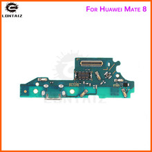 For Huawei Mate 8 USB Port Charger Dock Plug Connector Flex Cable Charging Board+Microphone Module