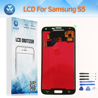 Lcd Display Replacement For Samsung Galaxy S5 I9600 G900 G900F G900M Lcd Screen Touch Digitizer Assembly