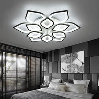 Minimalist Modern led ceiling Chandelier lights for living room bedroom AC 85 265V Home Decorative Chandelier lamp