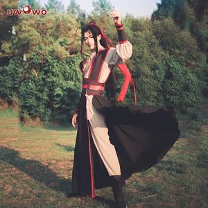 Image 4 - Wei Wuxian Young Cosplay Grandmaster of Demonic Cultivation Cosplay Costume Wei Wuxian Mo Dao Zu Shi Costume Men