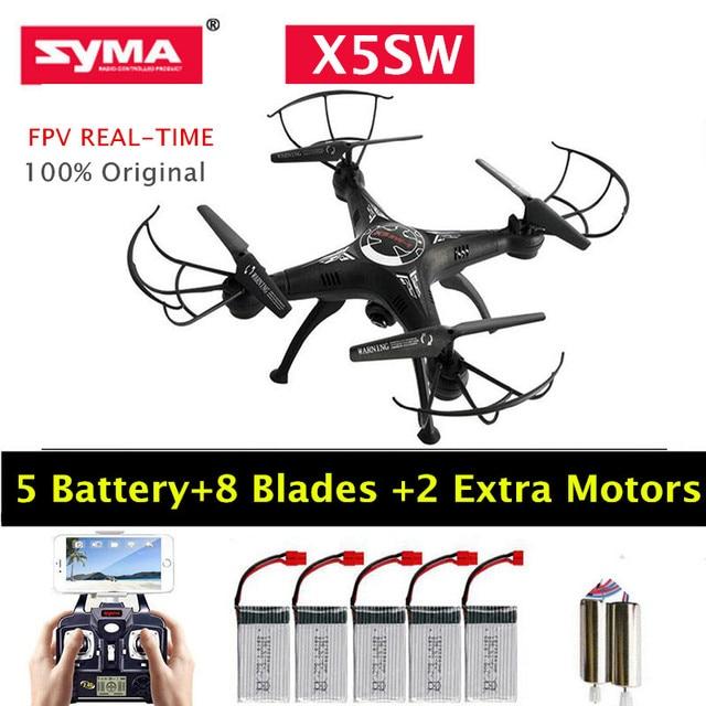 Fpv quadcopter syma x5sw rc drone with wifi camera rc quadrocopter fpv quadcopter syma x5sw rc drone with wifi camera rc quadrocopter 24g remote control 6 altavistaventures Gallery