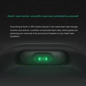 Image 4 - HORUG Bracelet intelligent bande Smartband Bracelet de suivi de forme physique Bracelet intelligent podomètre de pression artérielle Sport moniteur de fréquence cardiaque