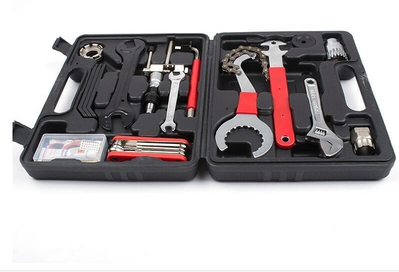 Велосипедный спорт инструменты для поддержания горный велосипед ремонт комбинированный инструмент набор инструментов Велосипедный Спорт