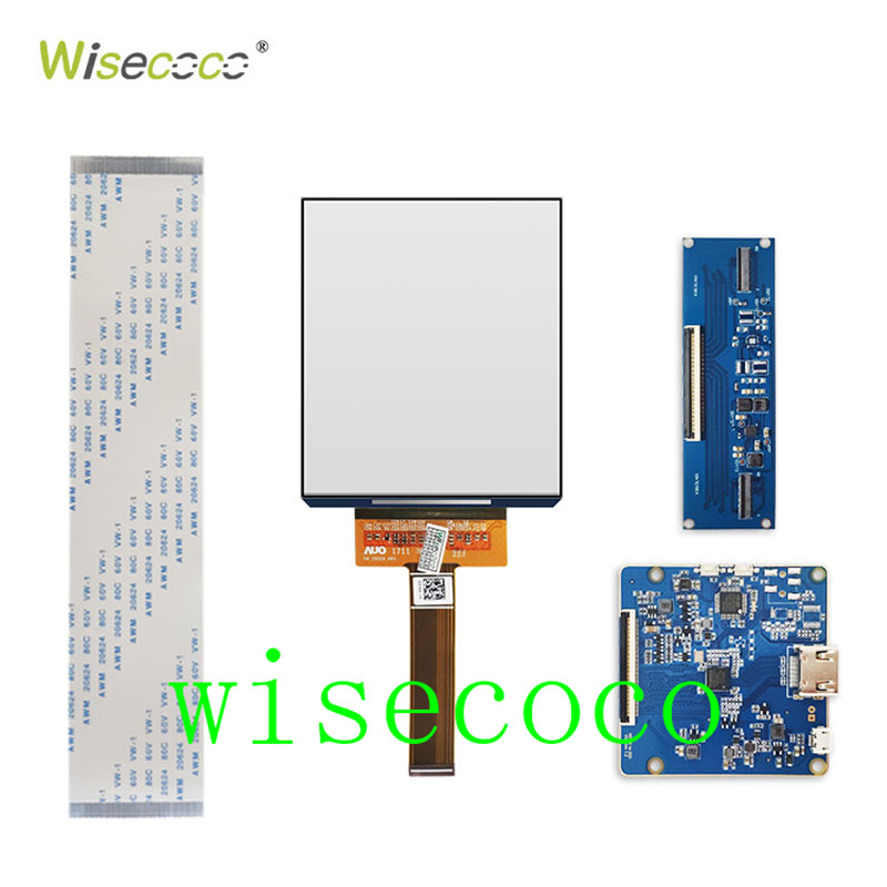 3.81 inch 1080*1200 dural oled display H381DLN01.2 with HDMI driver board for projector 3.81 inch 1080*1200 dural oled display H381DLN01.2 with HDMI driver board for projector