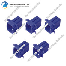 5 PCS 6-Hole Clamp Car Connector with Terminals DJ3061-3.5-11