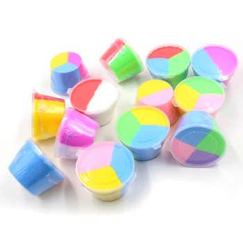 30g Fluffy Slime Toys Putty Soft Clay Light Playdough Lizun Slime Supplies Charms Plasticine Gum Polymer Clay Antistress 1