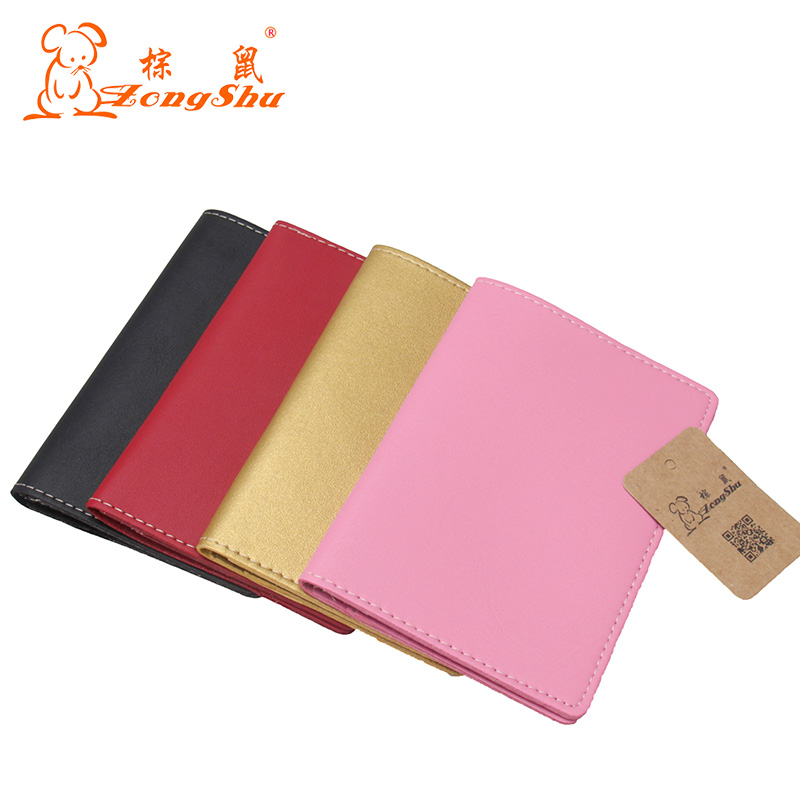 Genuine Leather Cowhide Passport Holders Genuine Leather Passport Covers Holder Travel Document Cover Brown Passport Holders