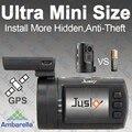 Jusky Ultra Compact Mini 0806 Ambarella A7 1296P Mini Car DVR Camera DVRS Recorder Video Registrator Blackbox carcam Dash Cam