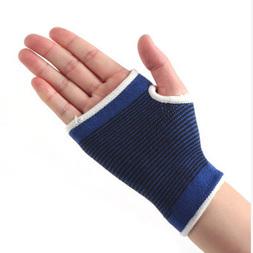 Fitness protective glove hand palm barbell basketball sports men and women riding outdoor sport riding glove knitting sports fitness hand palm