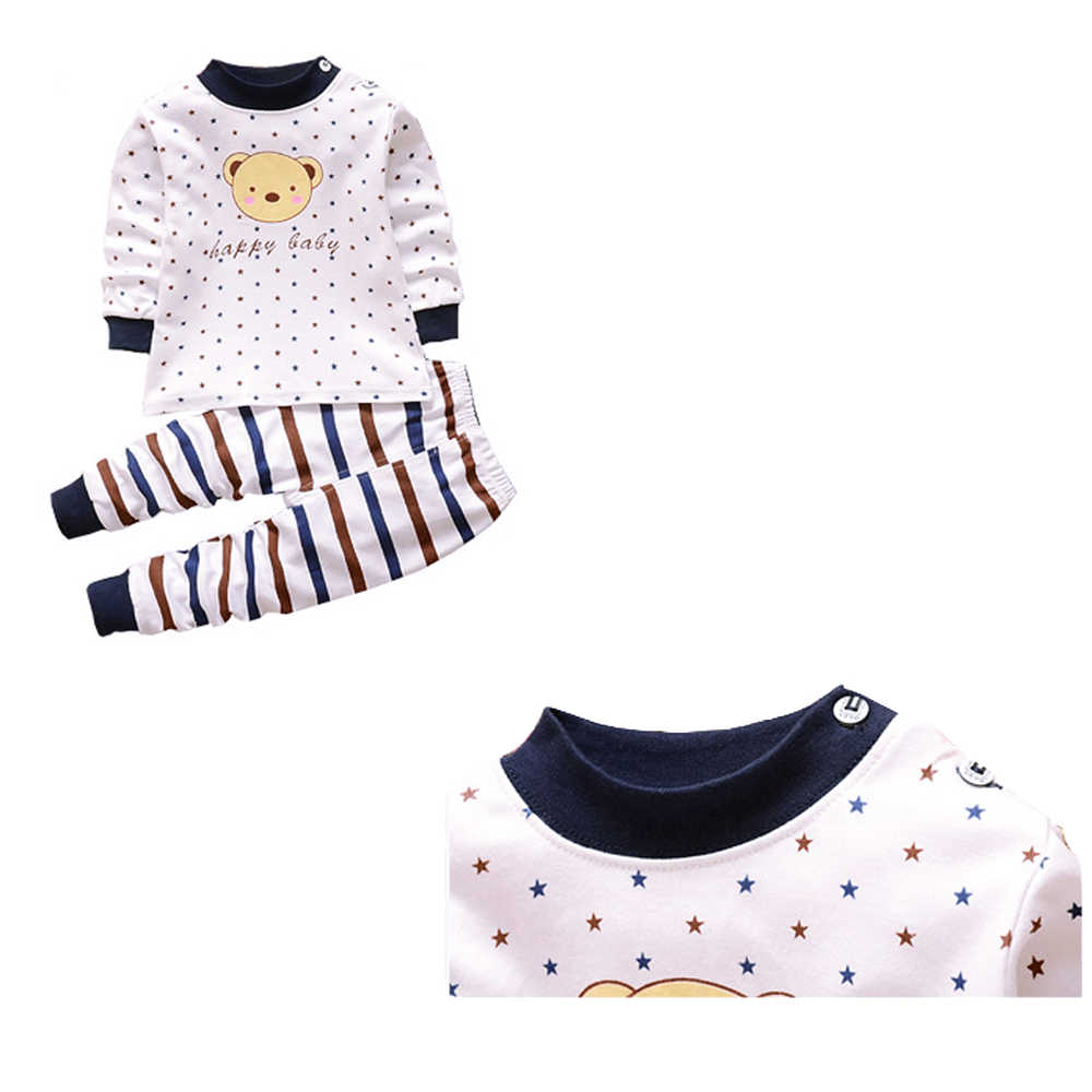 f9c932d1cc24e Baby boy girl clothes for kid babies boys Clothing for newborns baby outfit  children's pajamas Pyjamas wear boy up to 1 2 3 year