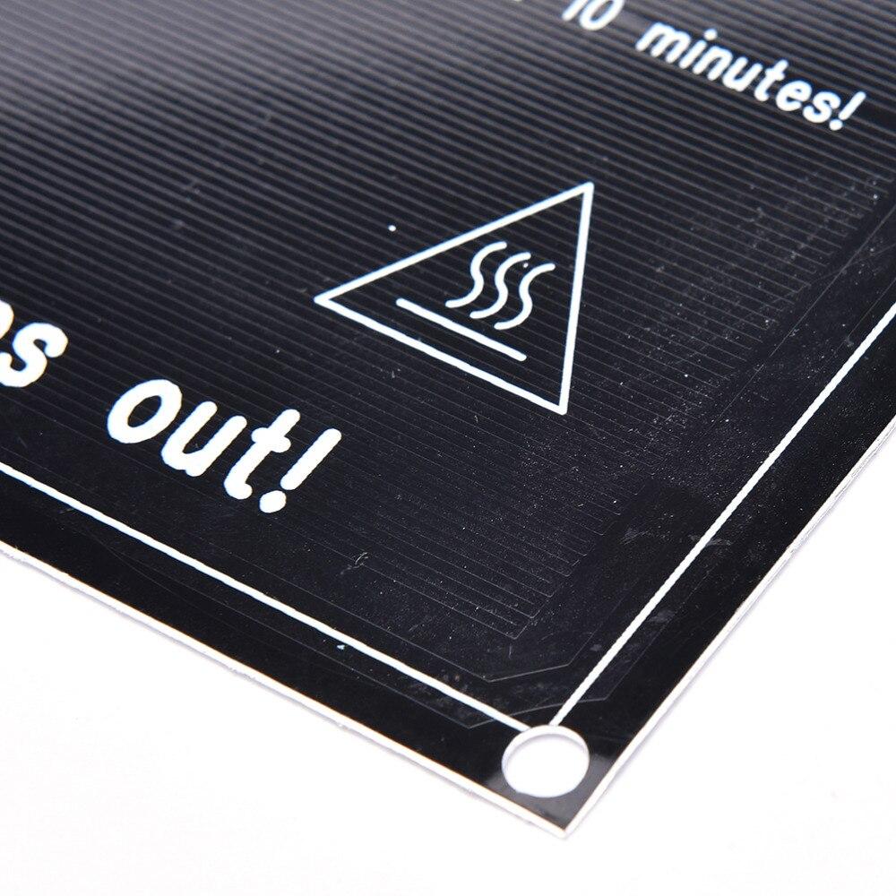 RepRap 3D Printer Heatbed MK2B 12V//24V PCB Hot Plate Heat Bed For Prusa Mende /_U