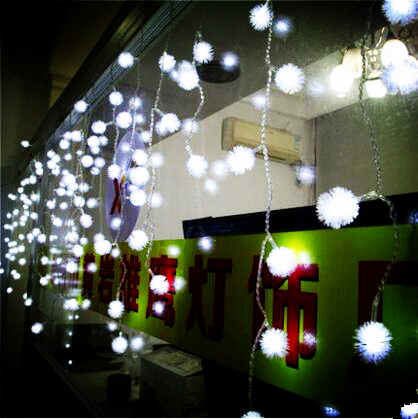 New year puffer ball 15x05m led cristmas lights christmas garlands new year puffer ball 15x05m led cristmas lights christmas garlands decoration led string fairy lights luces de navidad natal in led string from lights aloadofball Choice Image