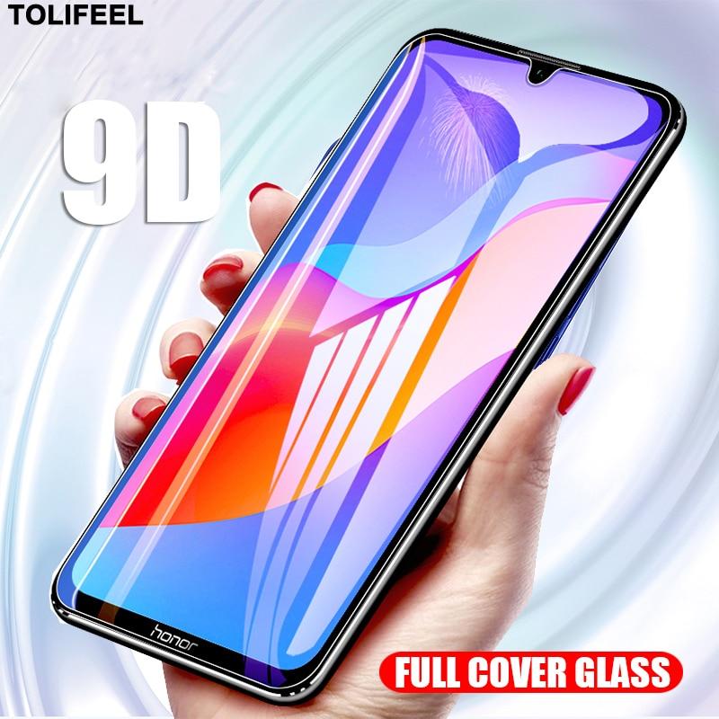 9D Full Cover Tempered Glass For Huawei Nova 3 3i 4 Glass Honor 7X 8X 8C