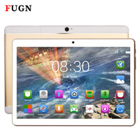 FUGN 10 Inch Tablet Original 3G Phone Call Android Tablets PC 4GB 32GB Dual SIM GPS
