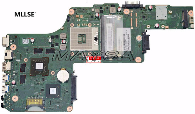 Laptop Motherboard V000275060 Fit for Toshiba L850 L855 Series Notebook PC mainboard, DDR3, USB3.0, HDMI, s989
