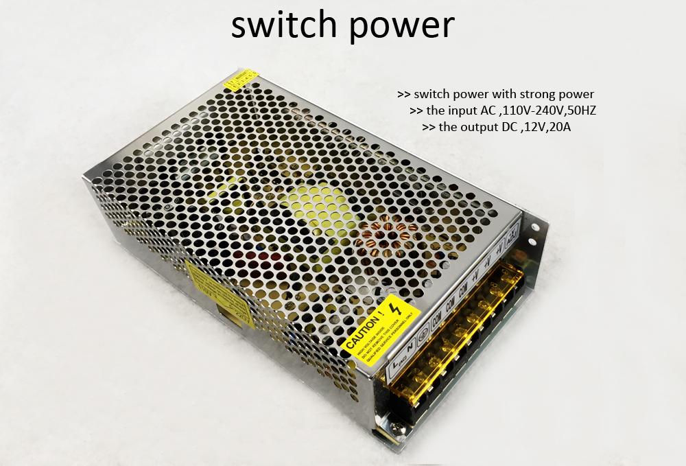 SWITCH POWER