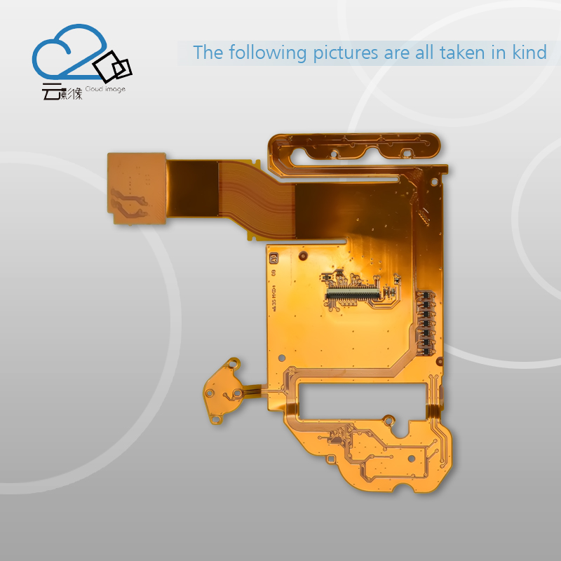 Free shipping D3400 back cover button flex cable camera replacement parts for Nikon