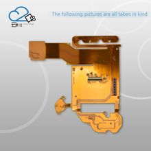 Free delivery!D3400 again cowl button flex cable digital camera substitute components for Nikon