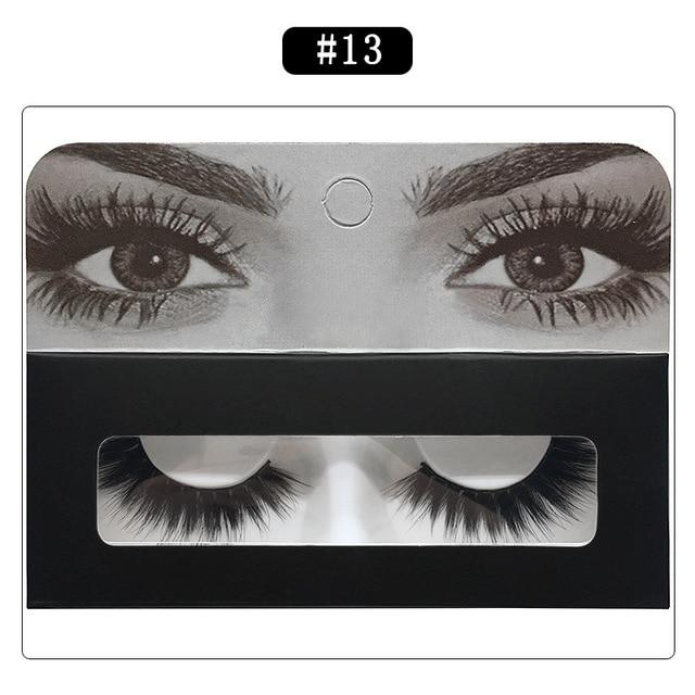 a878142b967 Mangodot 3D Mink Lashes Thick HandMade Mink Eyelashes Full Strip Lashes  Cruelty Free Luxury Mink Lashes