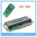 2 шт. Клавиатура Щит LCD1602 Модуль Дисплей Для ATMEGA328 ATMEGA2560 Raspberry Pi ООН Синий Экран ЖК-Дисплей с ног