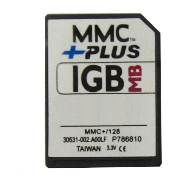 1GB Multi Media Card 1gb mmc card 13 pins camera memory card