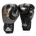 MMA Gloves PU Muay Thai Boxing Gloves Taekwondo Fighting Kick Boxing Fitness Training Gloves Guantes Boxeo Protetor Bucal