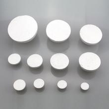 15cm in diameter white Half Round Solid Polystyrene Styrofoam Foam Ball for children/kids DIY handmade Party Wedding Decoration