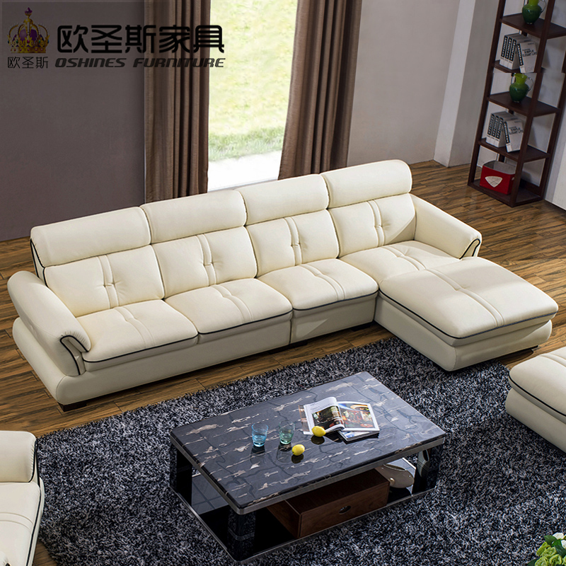 Merveilleux Modern Design Sectional Small House Mexico Mini Leather Sofa With Center  Table OCS 638 In Living Room Sofas From Furniture On Aliexpress.com |  Alibaba Group