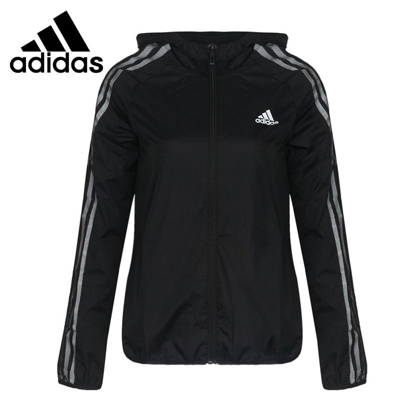Original New Arrival 2017 Adidas Performance WB REFL.3S Women's jacket Hooded Sportswear сумка спортивная adidas performance adidas performance ad094dulwp12