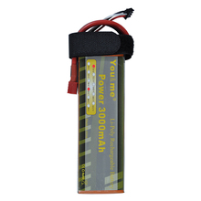 You&me 7.4V 3000MAH 35C MAX 55C AKKU RC LiPo Battery rechargeable  For RC Helicopter quadcopter