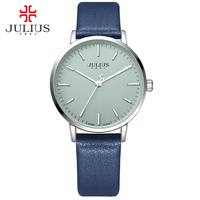 Julius Top Brand Luxury Gold Watches Women Watch Ladies Analog Quartz Wristwatches Dress Bracelet Relogio Feminino